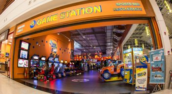 A loja do Game Station fica no Shopping Recife