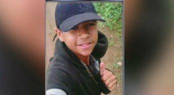 A vítima foi identificada como Wendel Antônio Rosa da Silva