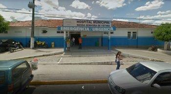 Uma das crianças chegou a ser levada para o Hospital Municipal Nossa Senhora de Fátima, mas não resistiu