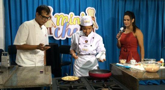 Semifinal do Mini Chef 2020 é inspirada na culinária oriental