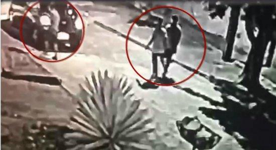 Insegurança: vídeos mostram flagrantes de crimes em Setúbal