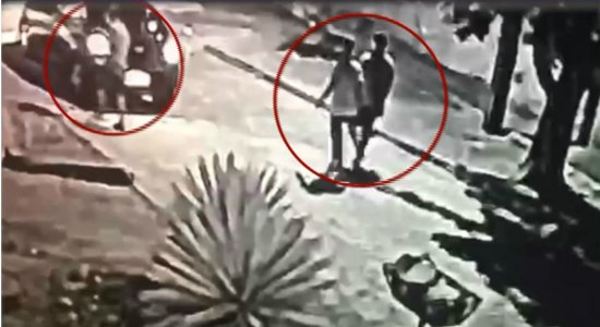 Zona Sul: vídeos mostram assaltos em Setúbal