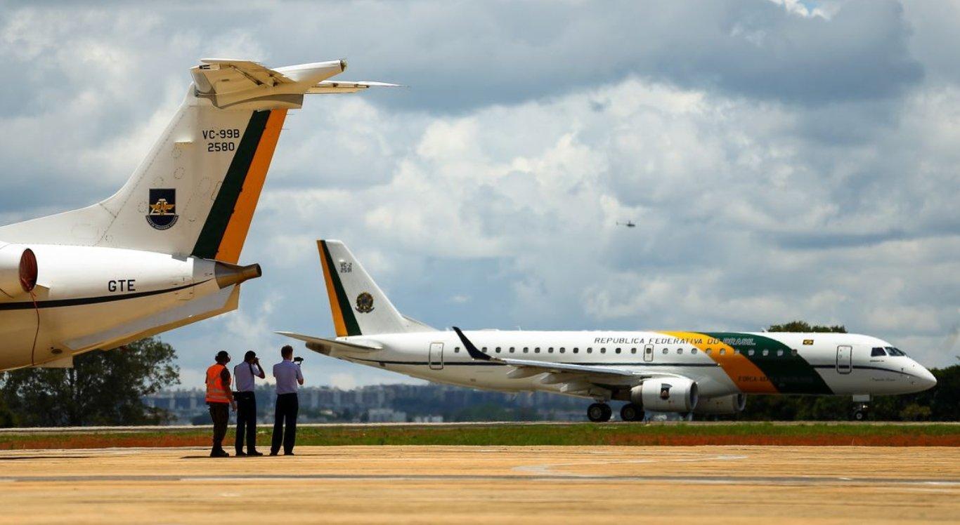 Cidadãos de outros países poderão voltar da China em aviões do Brasil