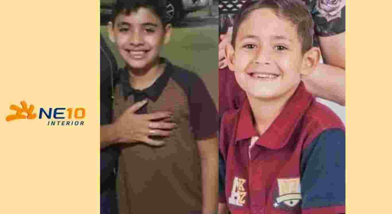 Crianças morreram atropeladas por caminhão