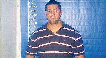O miliciano Adriano Nóbrega, investigado no caso da morte da vereadora Marielle Franco
