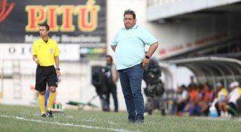 Guto Ferreira lamentou o sexto empate do Sport na temporada.