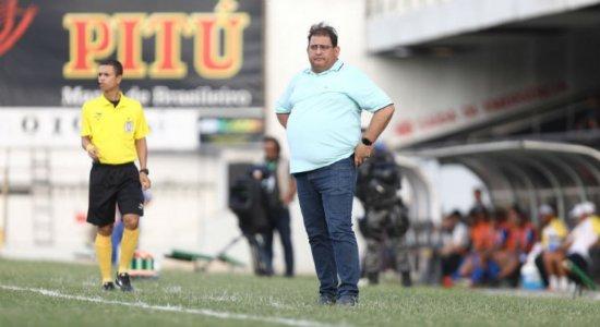 Guto Ferreira critica atuação do Sport em novo empate no Pernambucano