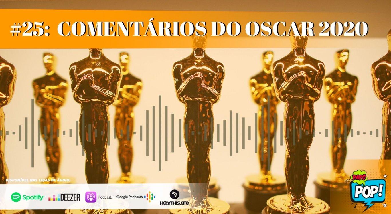 Conheça os vencedores do Oscar 2020