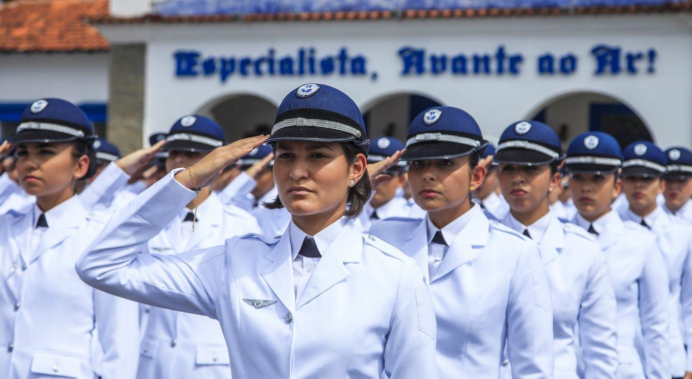 Aeronáutica realizará inscrições para curso de sargentos