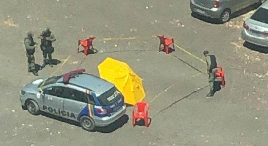 Segurança de estacionamento é morto no local de trabalho no Pina