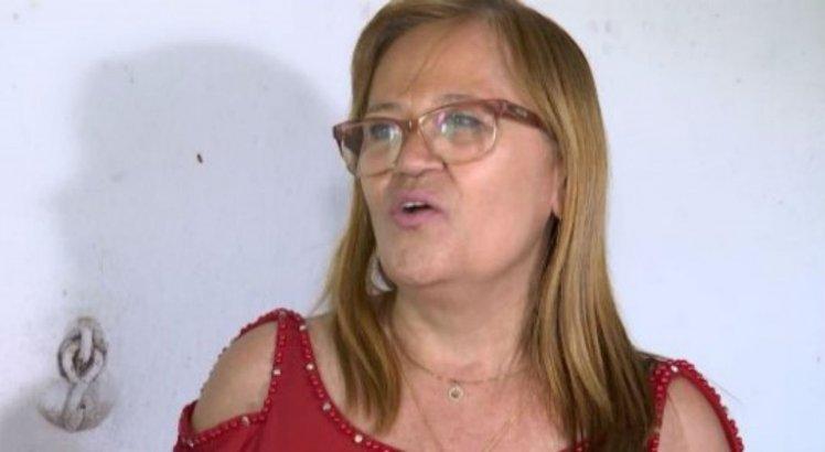 Irmã de seu Geraldo, Josefa Silva, já encontrou os parentes caídos no chão