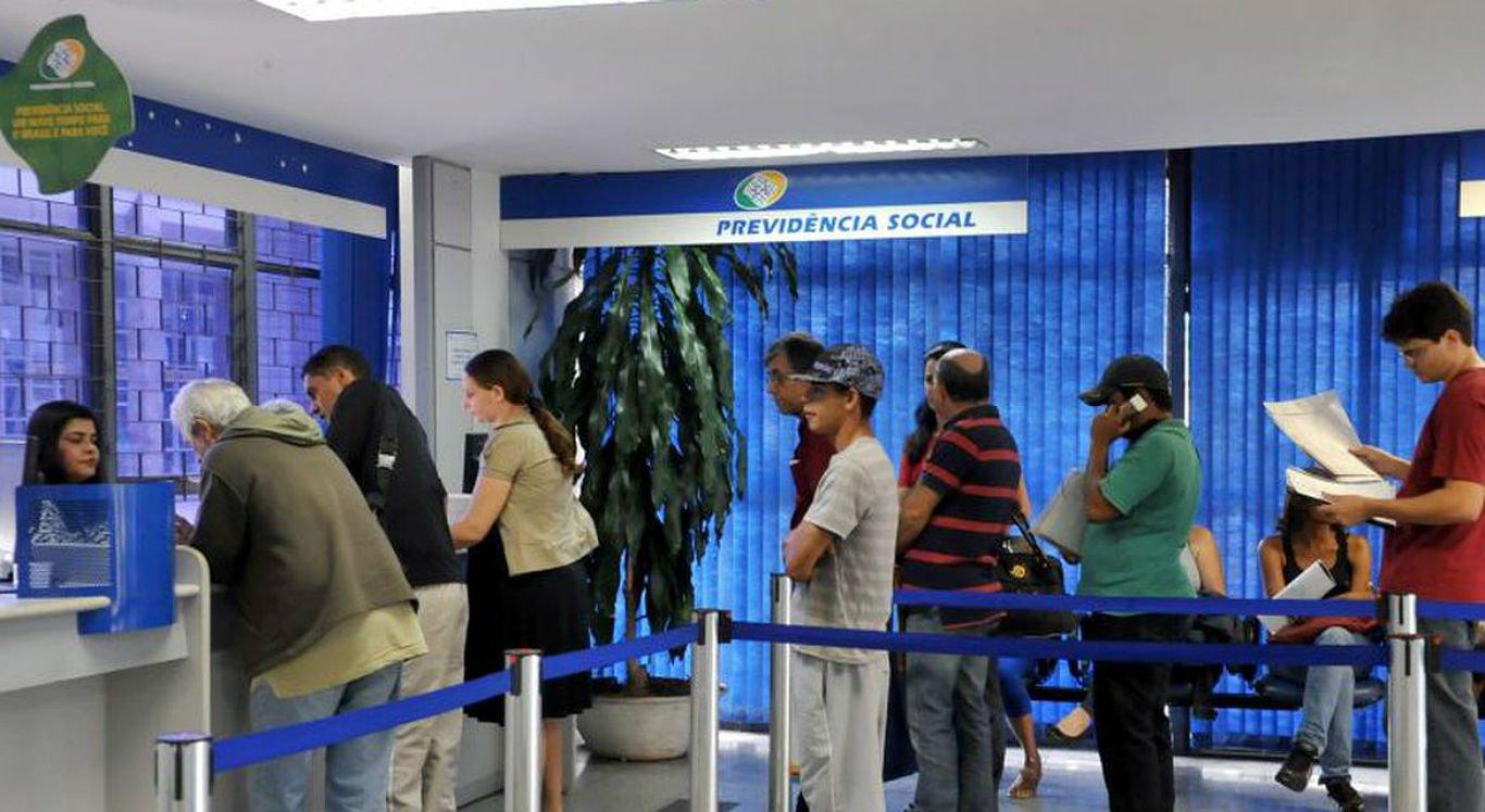 Benefícios pagos pelo Instituto Nacional do Seguro Social (INSS) serão reajustados em 4,48%