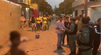 Peritos do Instituto de Criminalística (IC) disseram que João Vitor foi morto a pauladas, pedradas e socos.