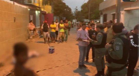 Suspeito de estupro é espancado até a morte na Zona Oeste do Recife