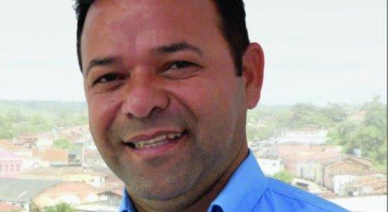 Vice-prefeito de Canhotinho, Erinaldo Santos, é assassinado a tiros