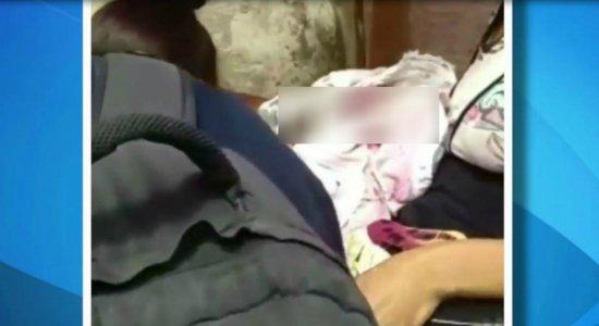 Grávida dá à luz em casa e vizinhos denunciam demora do Samu em Camaragibe