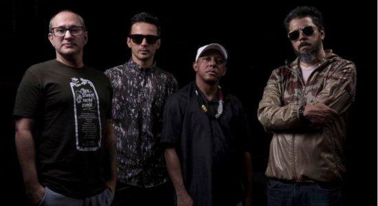 Nação Zumbi faz show gratuito no Festival Pré-Amp