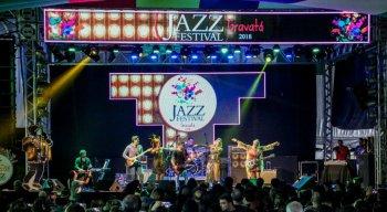 Programação do Gravatá Jazz Festival é opção para fugir do Carnaval