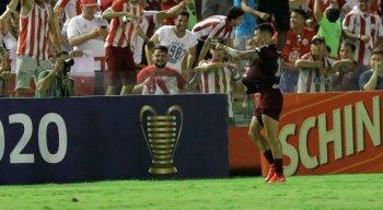 Jean Carlos é o melhor jogador do Náutico na temporada.