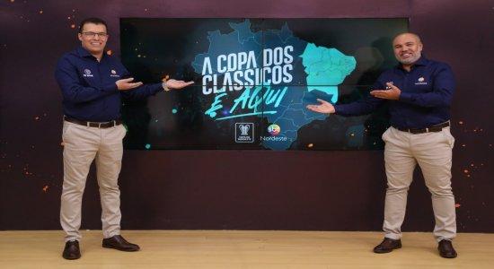 Ceará e Bahia empatam na Copa do Nordeste com transmissão da TV Jornal