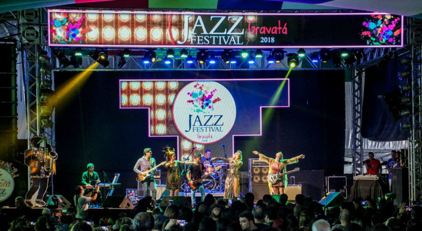 Gravatá Jazz Festival tem programação gratuita
