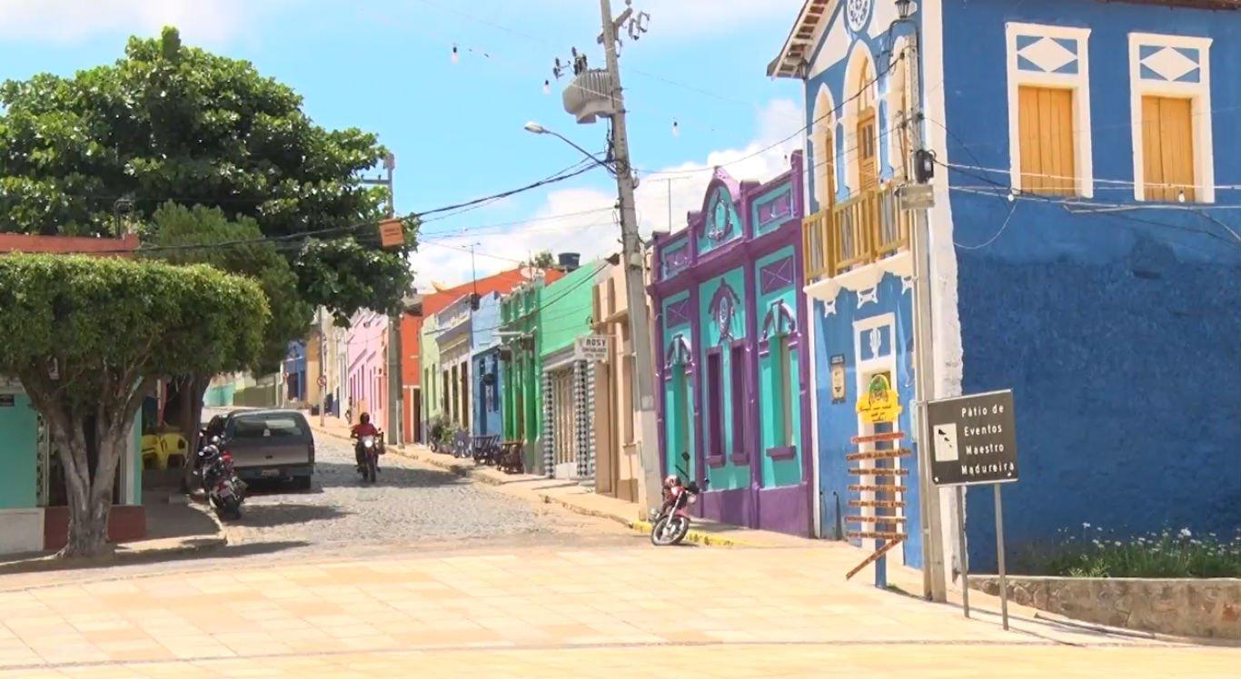 Triunfo, no Sertão, é um dos polos de Carnaval no interior