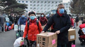 Coronavírus afeta milhares de pessoas na China
