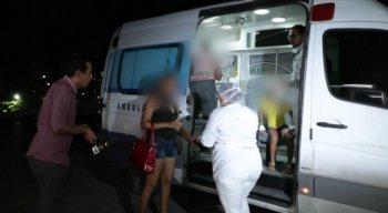 A menina deu entrada na emergência pediátrica do Hospital da Restauração, no Recife