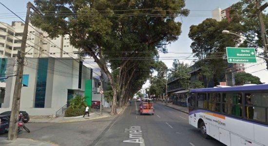 CTTU faz mudanças em trânsito do bairro das Graças
