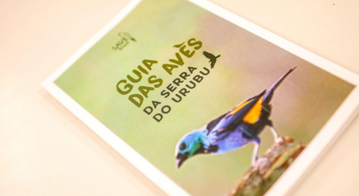 Guia das Aves mostra diversidade da reserva ambiental