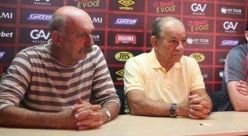Fred Domingos despistou sobre a possível saída de Juninho.