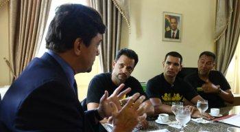 Representante do sindicato dos policiais civis tiveram uma reunião com o Governo de Pernambuco