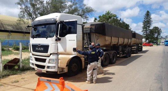 Motorista é detido dirigindo sob efeito de rebite em Garanhuns