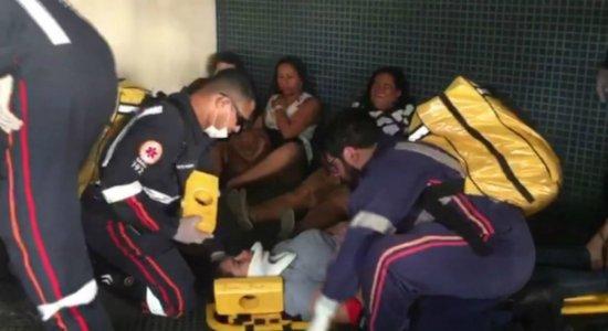 'Em 35 anos de metrô, isso nunca aconteceu', diz CBTU sobre acidente