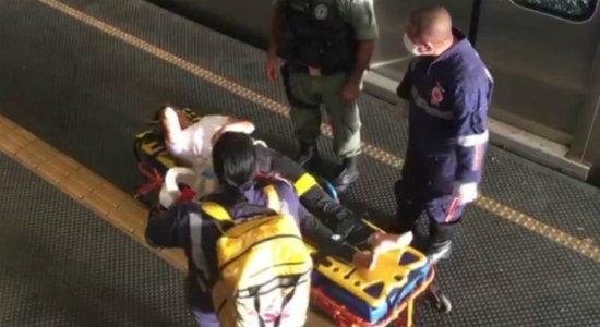 Confira reforço do Grande Recife por causa de acidente no metrô