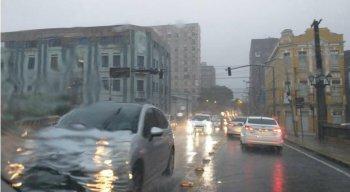 Apac alerta para chuvas moderadas a fortes no Grande Recife, Zona da Mata e Agreste