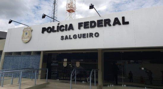 Polícia Federal deflagra operação Pajeú em PE