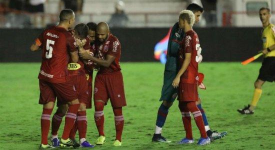 Nos pênaltis, Náutico perde para o Botafogo e deixa a Copa do Brasil