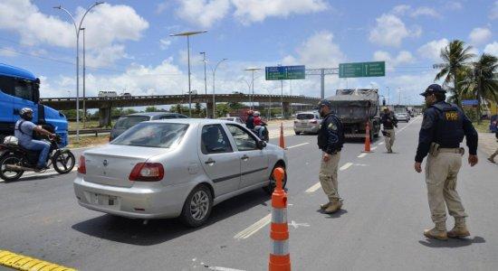 Rodovias de Pernambuco terão fiscalização reforçada no carnaval