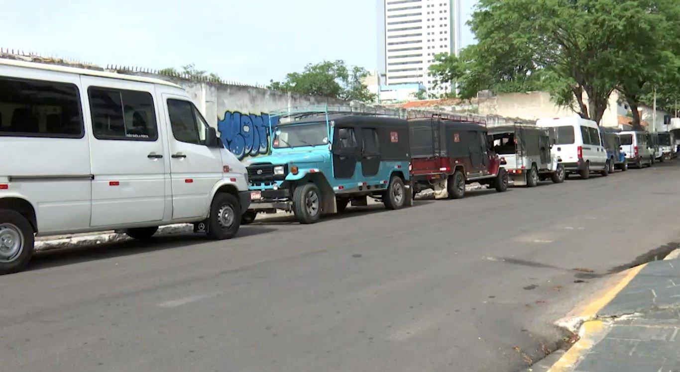 Os loteiros da cidade ficaram preocupados com processo judicial