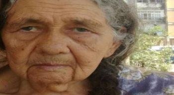 A idosa foi vista no dia 19 de fevereiro, próximo ao Hospital da Restauração (HR), na Área Central do Recife