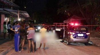 A vítima foi Daniel Vitor da Silva, de 19 anos