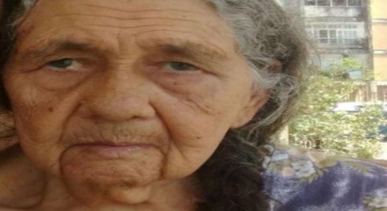 Família procura por idosa desaparecida há mais de uma semana em Igarassu
