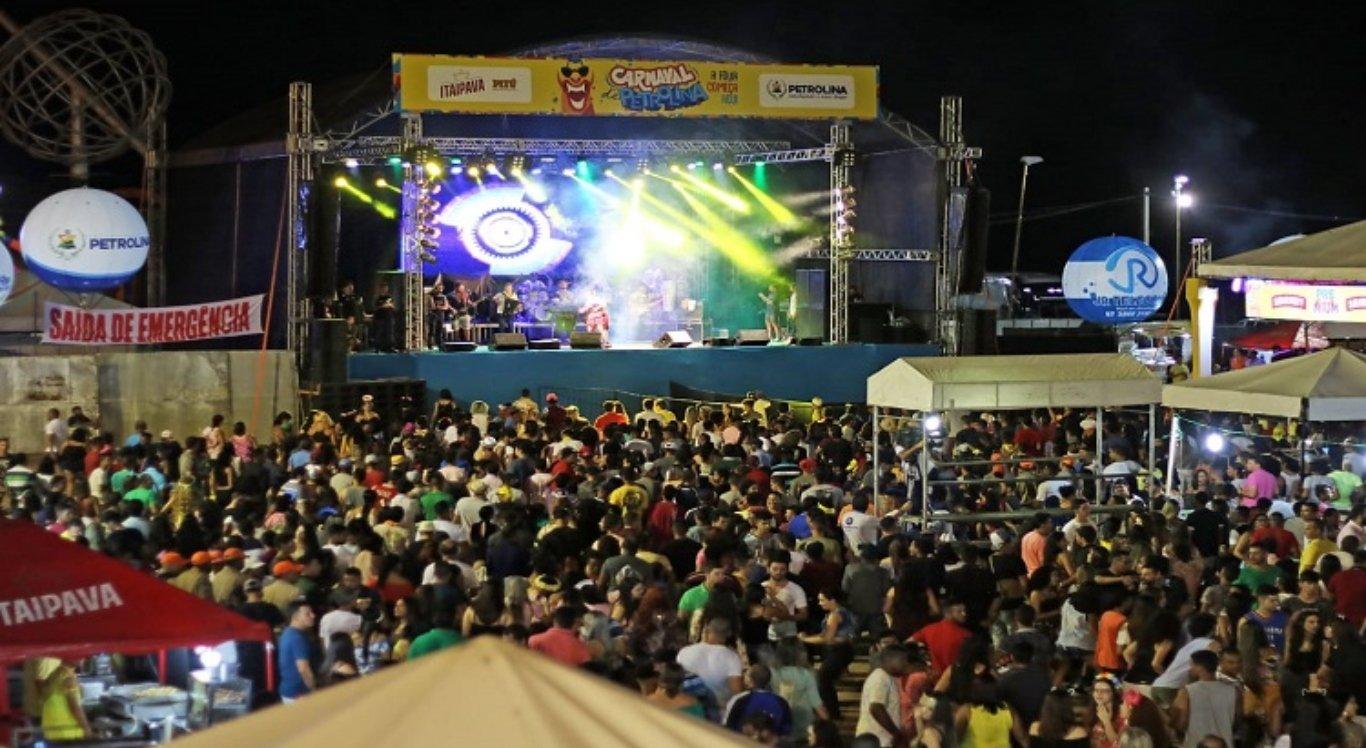 Carnaval de Petrolina tem alterações na programação de shows
