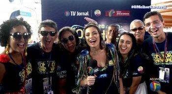 O Melhor Carnaval está na TV Jornal!