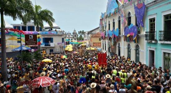 Confira a programação deste domingo no carnaval de Olinda