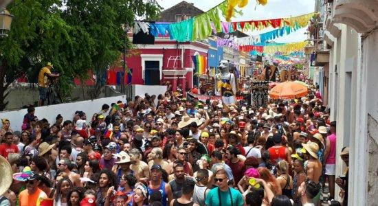 Veja a programação de blocos nesta segunda do Carnaval 2020 em Olinda
