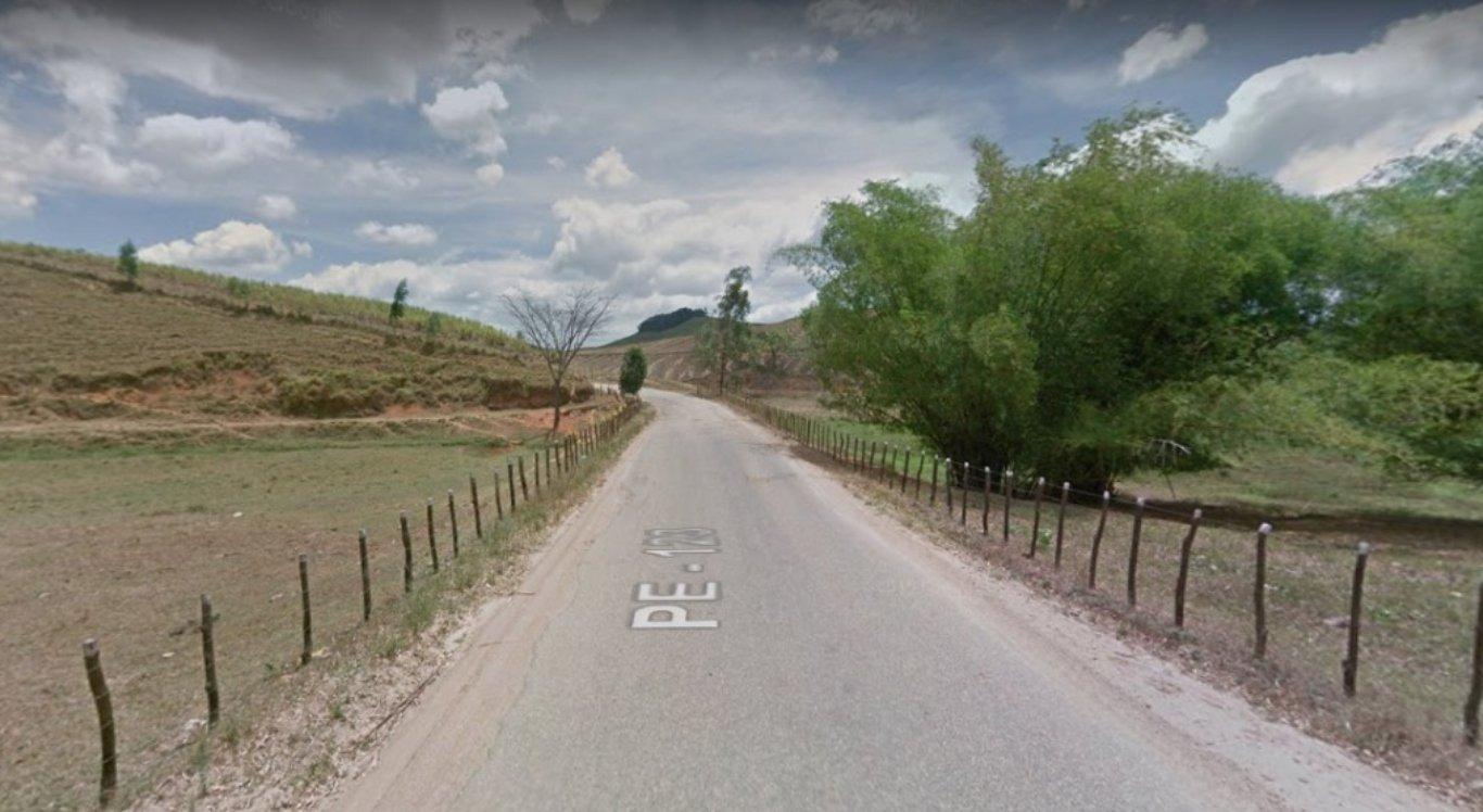 Homem foi atropelado na PE-123, em Catende