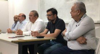A Secretária Estadual de Saúde (SES) divulgou as suspeitas em coletiva de impresa