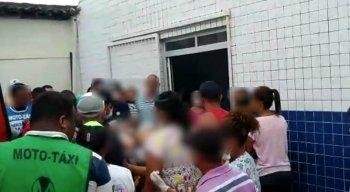 O motorista não resistiu aos ferimentos e morreu em Ribeirão, na Zona da Mata de Pernambuco